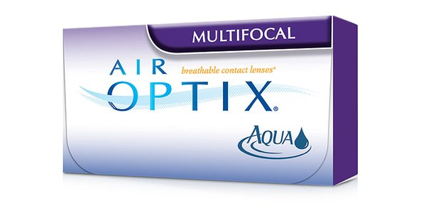 image of box of air optix multifocals