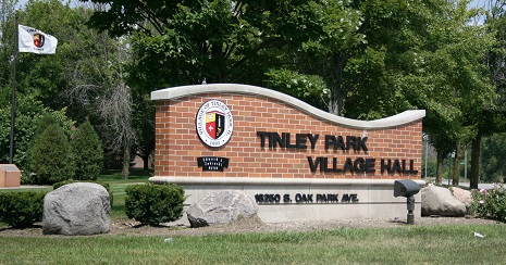 tinley park village hall