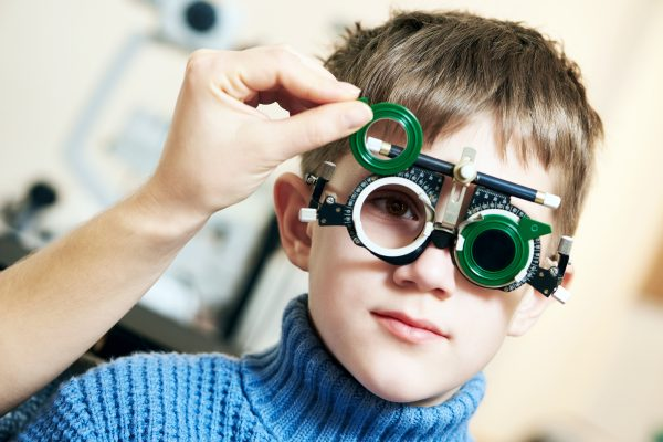 southland eye associates in olympia fields provides eye examinations on babies, toddlers and children of all ages.